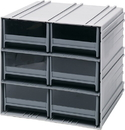 Quantum QIC-64 Interlocking Cabinets (Outside Dimensions: 11 3/8
