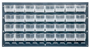 Quantum QLP-3619-220-32CL CLEAR-VIEW Louvered Panel, 32 QUS220CL