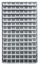 Quantum QLP-3661-220-120CL CLEAR-VIEW Louvered Panel, 120 QUS220CL
