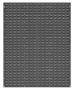 Quantum QLP-4861 Louvered Panel, 48