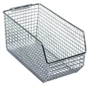 Quantum QMB530C Mesh Stack And Hang Bins, 10-3/4