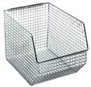 Quantum QMB539C Mesh Stack And Hang Bins, 10-1/2