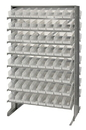 Quantum QPRD-101CL Clear-View Pick Rack Systems, 24