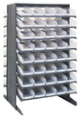 Quantum QPRD-104CL Clear-View Pick Rack Systems, 36