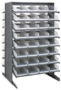 Quantum QPRD-108CL Clear-View Pick Rack Systems, 36