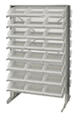 Quantum QPRD-109CL Clear-View Pick Rack Systems, 24