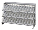 Quantum QPRHA-100CL Clear-View Pick Rack Systems, 12-1/2