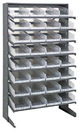 Quantum QPRS-108CL Clear-View Pick Rack Systems, 18