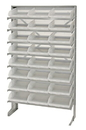 Quantum QPRS-109CL Clear-View Pick Rack Systems, 12