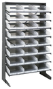 Quantum QPRS-110CL Clear-View Pick Rack Systems, 18
