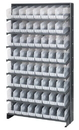 Quantum QPRS-203CL Clear-View Store-More Pick Rack Systems, 24
