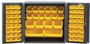 Quantum QSC-36-MIN All-Welded Bin Cabinet, AND 58 ULTRA BINS, 36