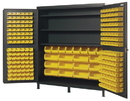 Quantum QSC-72S All-Welded Bin Cabinet, 72