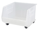Quantum QUS275MOBCL Mobile Clear-View Ultra Stack and Hang Bin, Mobile 18