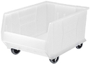 Quantum QUS964MOBCL Mobile Clear-View Container, Mobile 23-7/8