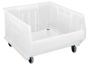Quantum QUS967MOBCL Mobile Clear-View Container, Mobile 23-7/8