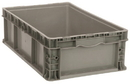 Quantum RSO2415-9 Stackers - Heavy Duty Straight Wall Stacking Containers (Outside Dimensions: 24