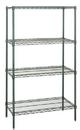Quantum WR86-3072P Wire Shelving 4-Shelf Starter Units - Proform, 30