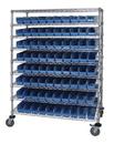 Quantum WRC9-63-2448-105 Catheter Cart - Complete Package, 24