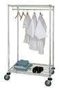 Quantum WRGR-63-2460 Stationary & Mobile Wire Garment Racks, Stationary 24