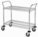 Quantum WRSC-1836-2 Wire Utility Carts, 18