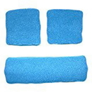 Sports Sweatband Sets Solid Color