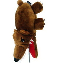 IZ Bite Me Bear Golf Head Cover