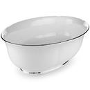 Lenox 193519512 Hannah Platinum® Open Vegetable Bowl