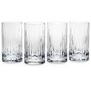 Reed & Barton 2989/4281 Soho® Crystal 4-piece Highball Glass Set
