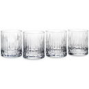 Reed & Barton 2989/4282 Soho® Crystal 4-piece Double Old Fashioned Glass Set