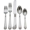 Reed & Barton 4300805 Gloucester Shell™ 5-piece Flatware Place Setting