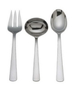 Reed & Barton 4480813 Silver Echo™ 3-piece Serving Set