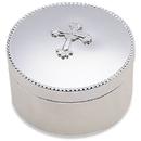 Reed & Barton 4700 Abbey™ Cross Silverplate Keepsake Box