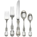 Reed & Barton 5090868 Burgundy® Sterling 5-piece Dinner Set