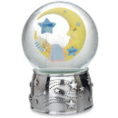 Reed & Barton 5247 Sweet Dream™ Silverplate Musical Water Globe