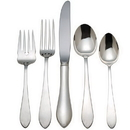 Reed & Barton 5930805 Pointed Antique® Sterling 5-piece Place Setting