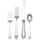Reed & Barton 5930898 Pointed Antique® Sterling 4-piece Dinner Setting