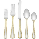 Lenox 6056188 Vintage Jewel Gold® 5-piece Place Setting