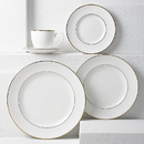 Lenox 6225304 Continental Dining™ Gold 5-piece Place Setting