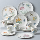 Lenox 6342794 Butterfly Meadow® 18-piece Dinnerware Set