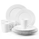 Lenox 6387237 Tin Can Alley® Seven° 12-piece Dinnerware Set