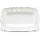Lenox 806668 Opal Innocence Carved™ Hors D'oeuvres Tray