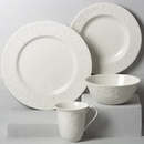 Lenox 806686 Opal Innocence Carved™ 4-piece Place Setting