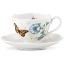 Lenox 812099 Butterfly Meadow® Monarch Cup and Saucer