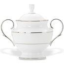 Lenox 814740 Opal Innocence Stripe™ Sugar Bowl