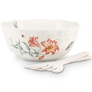 Lenox 820581 Butterfly Meadow® Salad Bowl and Servers