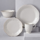 Lenox 822967 French Perle White™ 4-piece Place Setting