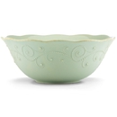 Lenox 824427 French Perle Ice Blue™ Large Serving Bowl