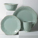 Lenox 824431 French Perle Ice Blue™ 4-piece Place Setting