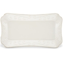 Lenox 825740 French Perle White™ Hors D'oeuvres Tray